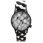 hodinky Komono Winston   Happy Socks - Black White 0fdb8c67ab