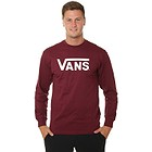 94948d0f6 tričko Vans OTW LS - Burgundy/White | blackcomb.sk