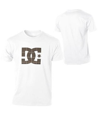 tričko DC Chef - White - snowboard-online.sk 48d1578bc01