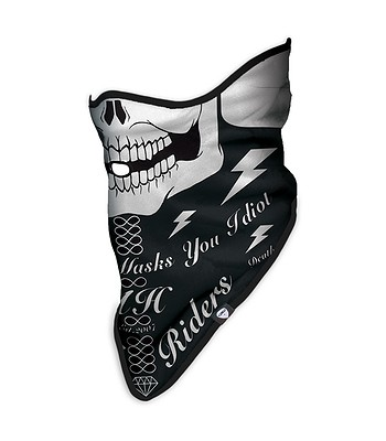 kukla Airhole Skull - Black - snowboard-online.cz 1e6cc2600a8