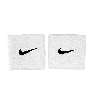 potítko Nike Swoosh - White Black - snowboard-online.sk 9caa4395f2