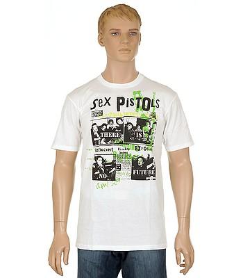 tričko Vans Sex Pistols - White  d048d94c28c