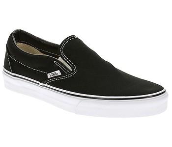 boty Vans Classic Slip-On - Black