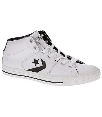 b6a4d536354eca shoes Converse Pro EV Mid - White Black - snowboard-online.eu