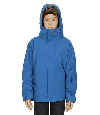 5e033569110 bunda Quiksilver Last Mission Plain Youth Kid s - Royal -  snowboard-online.sk