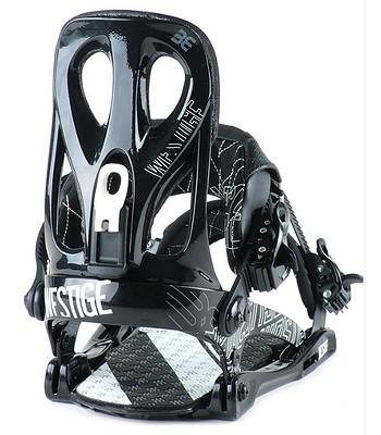 8a40bbeb5 viazanie Westige King - Black - snowboard-online.sk