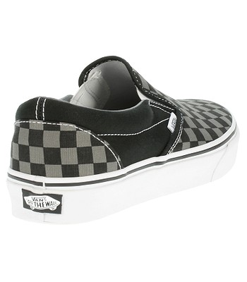 a666d347b7d94 topánky Vans Classic Slip-On - Black/Pewter Checkerboard -  snowboard-online.sk