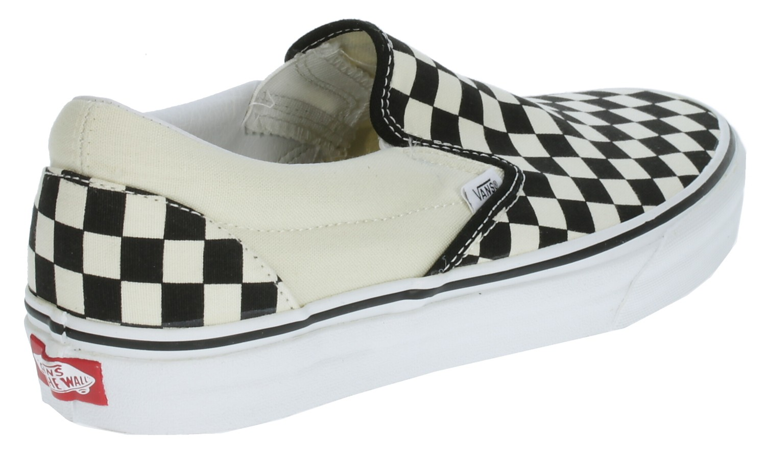 vans checkerboard buty