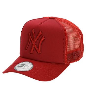 cap New Era Tonal Clean Trucker 2 MLB New York Yankees - Scarlet -  snowboard-online.eu 6a053a8a32b