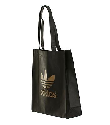 67f431e55ccc7 torba adidas AC Trefoil Shop - Black Metallic Gold. Produkt już nie jest  dostępny