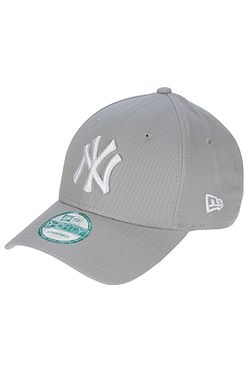 kšiltovka New Era 9FO League Basic MLB New York Yankees - Gray/White
