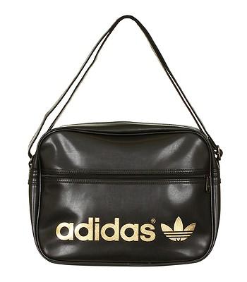 ... taška adidas Originals AC Airliner - BlackMetallic Gold new style a6056  3a3af ... 1bfc7bd0ccb9f