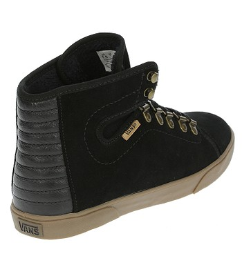966c9c1c553dd4 Vans Hadley Hiker Shoes - Hiker Black Tan - snowboard-online.eu