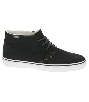 4247e07baa shoes Vans Chukka Decon - Fleece Lining Dark Shadow - snowboard-online.eu