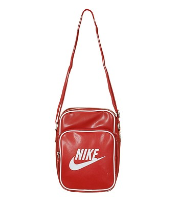 22807d9ed4 bag Nike Heritage SI Small Items II - 601 Gym Red White White -  snowboard-online.eu