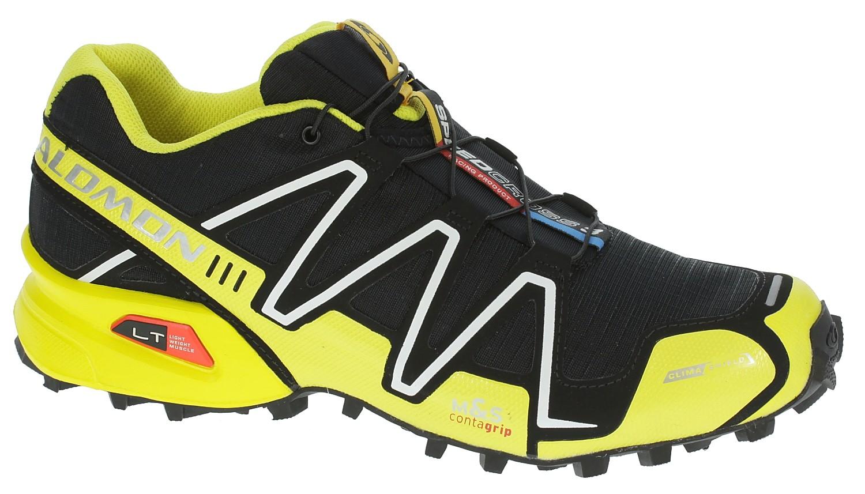 best service 9465c eb493 ... italy uk shoes salomon speedcross 3 cs black canary yellow black 95d9e  43f97 07a32 8d522
