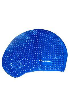 4962420ce kúpacia čiapka Spokey Belbin - K84127/Blue