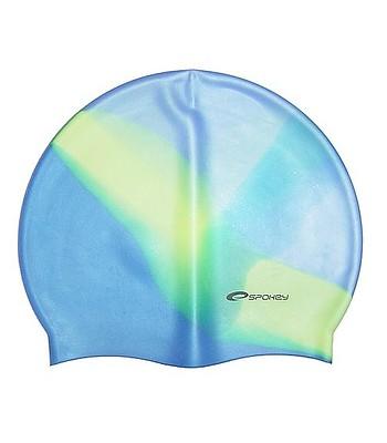 kúpacia čiapka Spokey Abstract - K83949 Blue - snowboard-online.sk 31542c2c44b