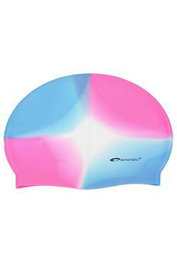 koupací čepice Spokey Abstract - K83498 Blue Pink ... d7e922d71b