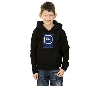 5daa09a478 MIKINA QUIKSILVER 2 IMPACT ZONE KID S - BLACK - skate-online.sk