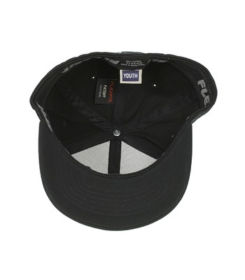 0d79419f55e kšiltovka Vans Splitz Boys - Black