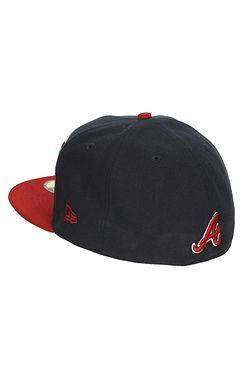 ... kšiltovka New Era 59F Perculator MLB Atlanta Braves - Team f402983dc21e