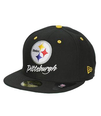 45435b98117bc New Era 59F Retro Team Name NFL Pittsburgh Steelers Cap - Team -  snowboard-online.eu