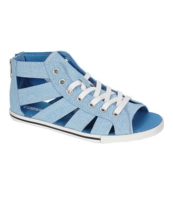 98797fa705d shoes Converse Chuck Taylor All Star Gladiator Mid 537062C - Neon Blue -  snowboard-online.eu
