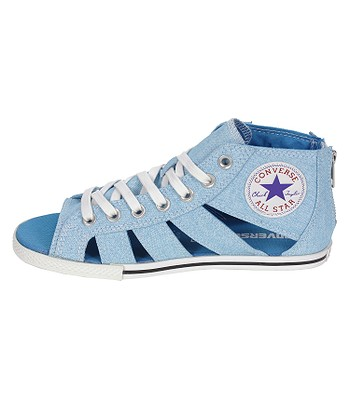 7d9e521908d0c0 shoes Converse Chuck Taylor All Star Gladiator Mid 537062C - Neon Blue. No  longer available.