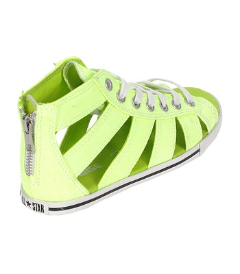 cc643d04191a41 shoes Converse Chuck Taylor All Star Gladiator Mid 537064C - Neon Yellow.  No longer available.