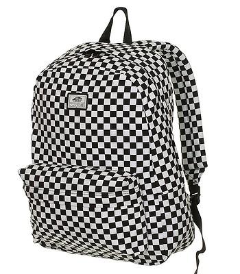 3a942b8a43 batoh Vans Old Skool II - Black White Checkerboard
