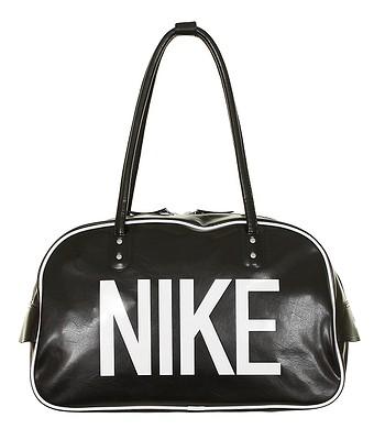 af4d478ec33d taška Nike Heritage AD Shoulder Club - 011/Black/White/White ...