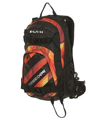 backpack Nitro Slash 21 - Geo Fire - snowboard-online eu