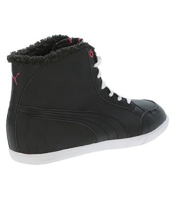 3bffa38a5f1 boty Puma Elki Mid Winter - Black Virtual Pink