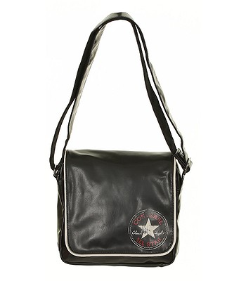 b82dbcf25f bag Converse Flap Bag Vintage/410508 - 002/Jet Black - snowboard-online.eu