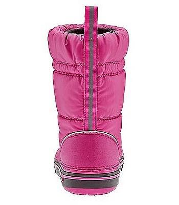 boty Crocs Crocband Iridescent Gust Boot - Neon Magenta Black. Produkt již  není dostupný. 021ef94e3d