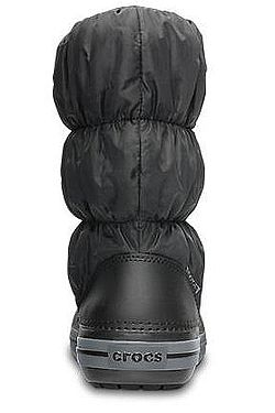 ... boty Crocs Winter Puff Boot - Black Charcoal 34fdb5026c