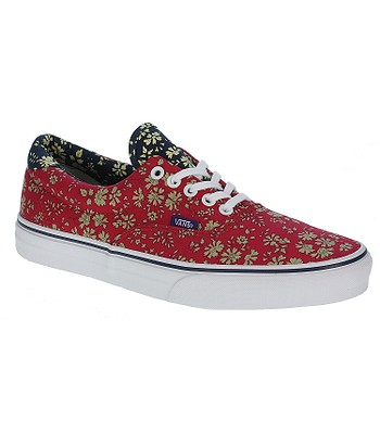 8b43461cb4 boty Vans Era 59 - Liberty Floral Red