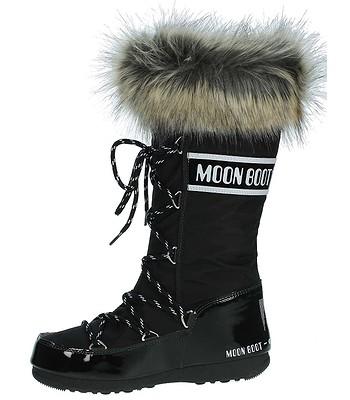 c71206b0c3 boty Tecnica Moon Boot W.E. Monaco - Black. Skladem ‐ již 30. 4. u vás doma  -10%