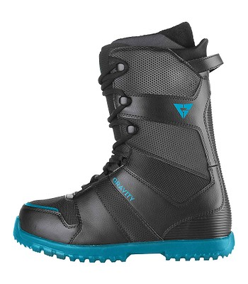 f3e596b23 topánky Gravity Manual - Black/Blue - snowboard-online.sk