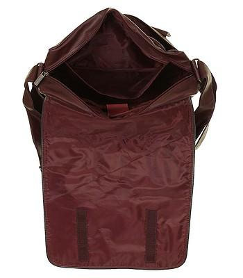 bag Converse SM Flap Reporter Retro 410541 - 595 Burgundy. No longer  available. 7a321991f7a77