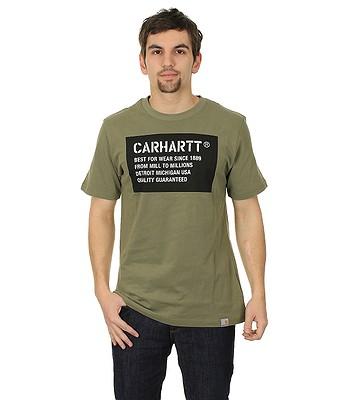e4577d748 tričko Carhartt Army Label - Bog | Blackcomb.cz