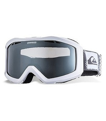 okuliare Quiksilver Fenom Mirror - White - snowboard-online.sk 5fa3730dbfa