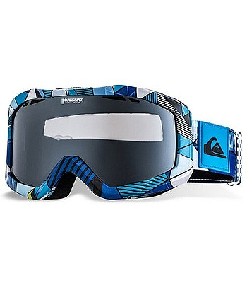 okuliare Quiksilver Fenom ART Mirror - Blue - snowboard-online.sk c529327bbe0