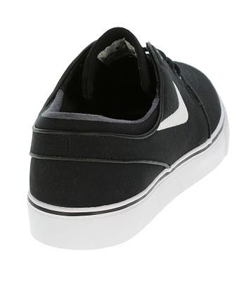 d34908e1e97d2d Nike SB Zoom Stefan Janoski Canvas Shoes - Black White Gum Light Brown . IN  STOCK -20%