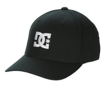 kšiltovka DC Cap Star 2 - BLK/Black