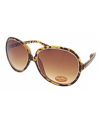 okuliare Ray Flector RF252 Medium Round Modest Universal Fit Fashion -  Tortoise Shell 3445eb708d3