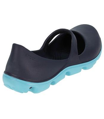 dd1f3764ae4 boty Crocs Duet Sport Mary Jane - Navy Srf