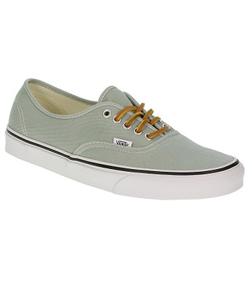 shoes Vans Authentic - Brushed Twill Granite Green - snowboard-online.eu 3cc00edd74ae