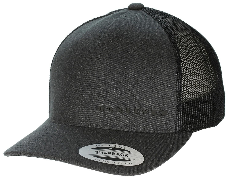 finest selection 8f923 f48a9 ... cheap norway oakley halifax trucker cap black 1ff4c 43220 00348 38eea